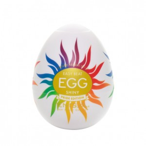 Tenga - Egg Shiny Pride Edition (1 Piece)