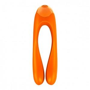 Satisfyer - Candy Candy Finger Vibrator Orange