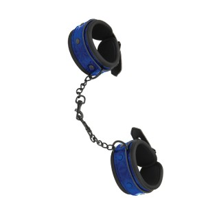 WHIPSMART DIAMOND HAND CUFF BLUE