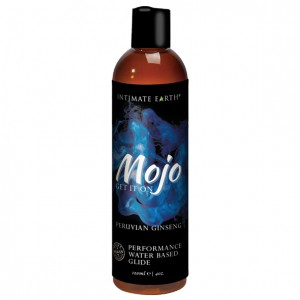 Intimate Earth - Mojo Peruvian Ginseng Waterbased Performance Glide 120 ml