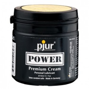 Pjur - Power Premium Cream Personal Lubricant 150 ml