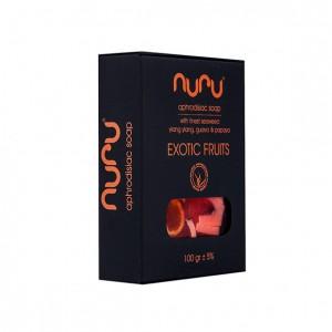 Nuru - Soap Exotic Fruits 100 gr