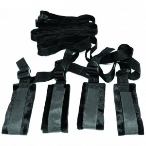 S&M - Bed Bondage Restraint Kit