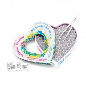 Heart of Butterfly Flutters & Corazon lleno de Cosquilleos Amorosos (EN-ES)