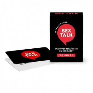 Sex Talk Volume 1 (DE)