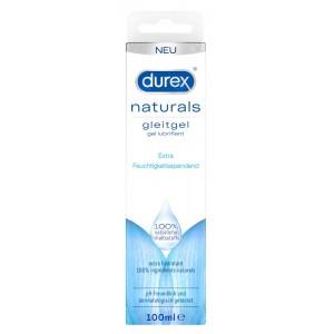 Durex Naturals Gel Extra 100ml