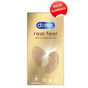 Prezervatīvi Durex RealFeel 8GAB