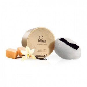 Bijoux Cosmetiques - Body Powder Soft Caramel
