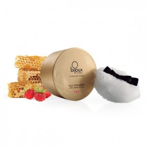 Bijoux Cosmetiques - Body Powder Wild Strawberry