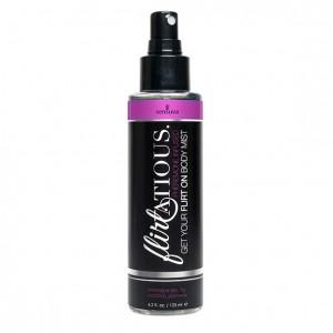 Sensuva - Flirtatious Pheromone Body Mist Pomegranate, Coco & Plumeria 125