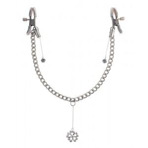FFS Crystal Nipple Clamps