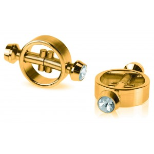 FFS Gold Magnetic Clamps Gold