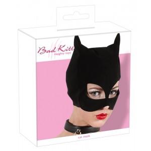 Kaķenes maska Bad Kitty