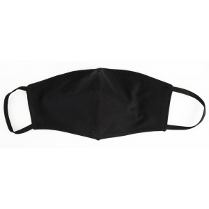 Sejas maska Vīriešu Parasta Noir