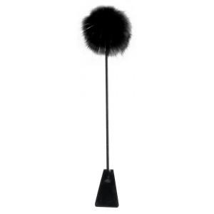 FFSLE Feather Crop Black