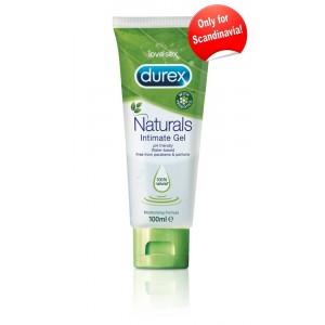 Durex Naturals Intimate Gel100
