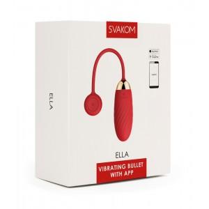 Vibroola Aplikācija Uzlādējamā sarkans 21,0cm