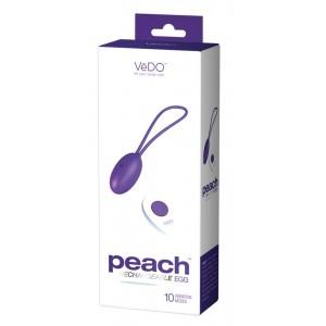 Peach Into You Indigo