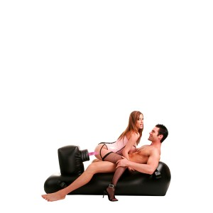 FF INFLATABLE LOVE LOUNGER