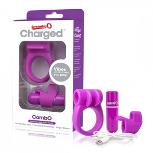 The Screaming O - Charged CombO Kit #1 Purple