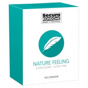 Secura Nature Feeling x 100