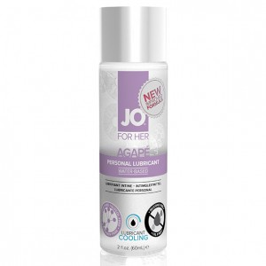 System JO - For Her Agape Lubricant Cool 60 ml