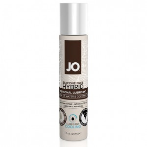System JO - Silicone Free Hybrid Lubricant Coconut Cooling 30 ml