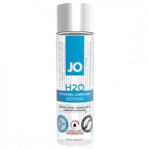 System JO - H2O Lubricant Warming 240 ml