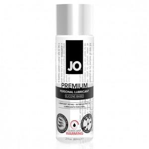 System JO - Premium Silicone Lubricant Warming 60 ml
